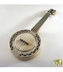 Banjolele APC soprano Simple Koa
