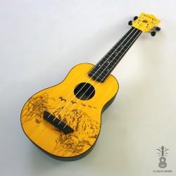 Mahilele Ukulele soprano JESIEŃ 3.0 kolor