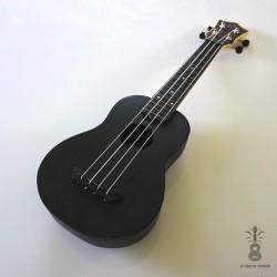 Mahilele Ukulele soprano BLACK 3.0