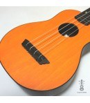Mahilele Ukulele soprano ORANGE 3.0