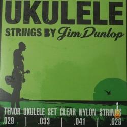 Strings Dunlop tenor Ukulele Pro