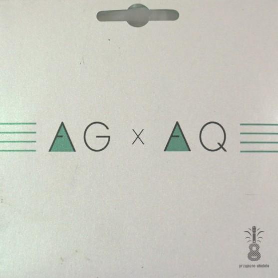 Struny Aquila AGxAQ® Ukulele zestaw Tenor