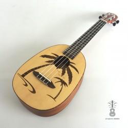 Ortega Ukulele koncert Ananas świerk