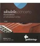 Struny Galli Fluorocarbon koncert UX760