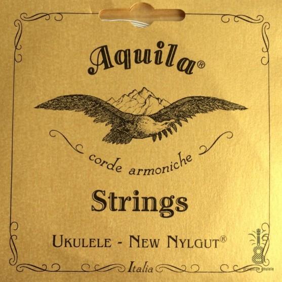 Struna Aquila Ukulele Niskie G metalowa owijka