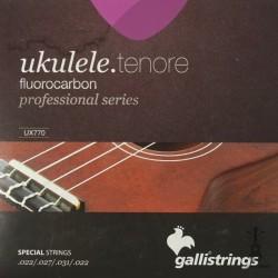 Struny Galli Fluorocarbon tenor UX770