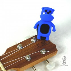 Stroik/Tuner do Ukulele Bulldog Blue