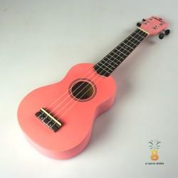 koki'o Ukulele soprano Pink