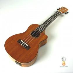 koki'o Ukulele concert EQ mahogany