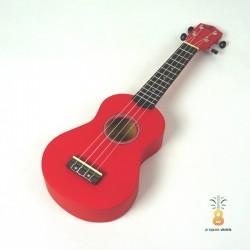 koki'o Ukulele soprano Red
