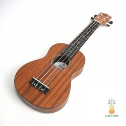 koki'o Ukulele soprano mahogany Thin Body Travel