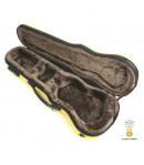 Hard case for Ukulele Crossrock Yellow CRA400