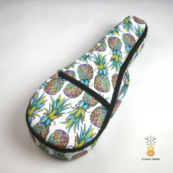 Gigbag for ukulele soprano Pineapple Joy Waterproof