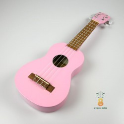 Kai Ukulele soprano Pink KSI-01PK
