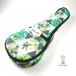 Unikalny pokrowiec dla ukulele Palm Springs