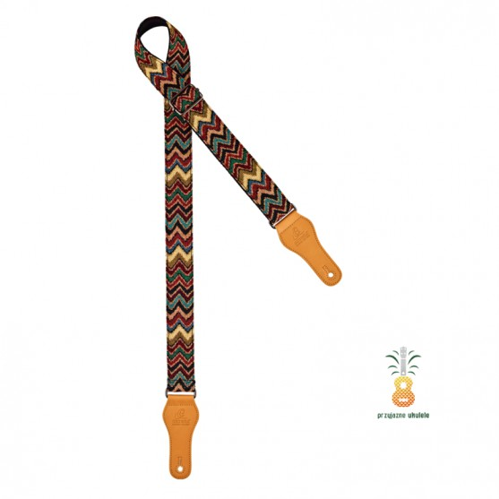 Pasek Ortega do ukulele Machu Pichu