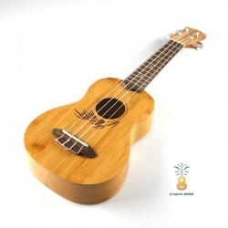 Luna Ukulele soprano Bamboo