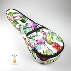Gigbag for ukulele concert un Flamingo Waterproof