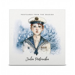 POSTCARDS FROM THE SEASIDE - JULIA PIETRUCHA - CD