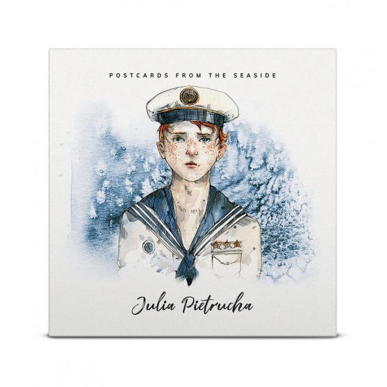 POSTCARDS FROM THE SEASIDE - JULIA PIETRUCHA - płyta CD