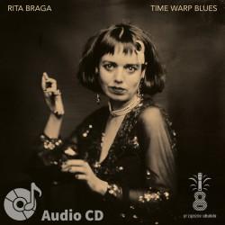 TIME WARP BLUES - RITA BRAGA CD
