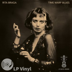 TIME WARP BLUES - RITA BRAGA WINYL