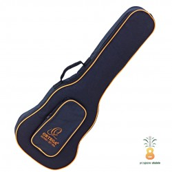 Pokrowiec Ortega Green Jean dla ukulele
