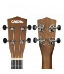 Cascha® ukulele sopranowe z pokrowcem