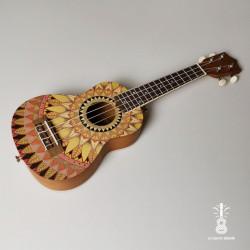 Ukulele Mahimahi soprano MS-Yellow