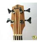 koki'o Ukulele bass mahoń FS