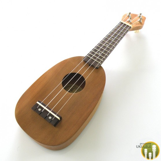 Mini Ukulele iUke Natural ananas